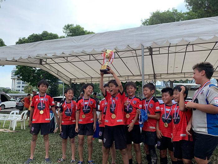 GFA|日系最大級のサッカースクール